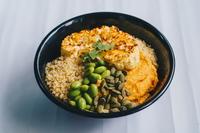 Chipotle Hummus Bowl from Bowl Chap