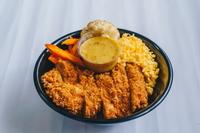 Smoked Paprika Chicken Katsu Bowl from Bowl Chap