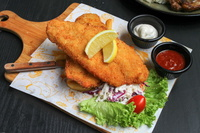 Fish & Chips from Dine-Out Western Catering