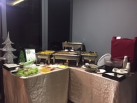 Customer Lingga - Asian Buffet D setup - delizio catering from Delizio Catering