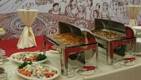 buffet catering setup - delizio catering from Delizio Catering