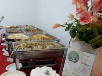 Asian Buffet B - Lily buffet catering setup - delizio catering from Delizio Catering