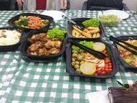 Customer Anita - Christmas Mini Buffet Bsetup - delizio catering from Delizio Catering
