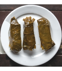Stuffed Vine Leaves from Pita & Olives