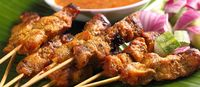 chicken satay - Eatz Catering from Eatz Catering