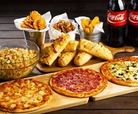 Party Packs for Birthday Parties, Office Lunch and Casual Gatherings - PastaMania from PastaMania