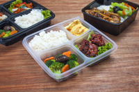 Deluxe Bento from Kim's Kitchen