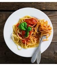 Arrabbiata Spaghetti <Mmmunch> Catering Menu from MMMUNCH
