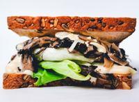 Forest Mushrooms Signature Sandwich <Mmmunch> Catering Menu from MMMUNCH