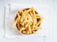 Shoe String Fries <Mmmunch> Catering Menu from MMMUNCH