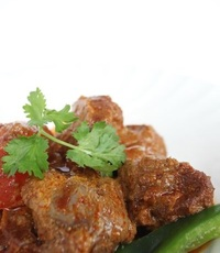 Mutton Rendang  - katong catering from Katong Catering