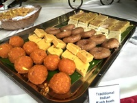Traditional Indian Kueh Kueh platter - katong catering from Katong Catering