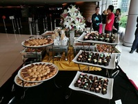 Dessert Table from Katong Catering