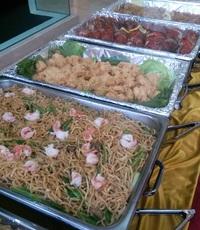 Mini Buffet Setup - katong catering from Katong Catering