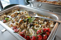 Middle Eastern Buffet from THWC by GastroNomad