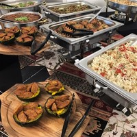 Modern European Buffet from THWC by GastroNomad