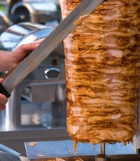 Shawarma Kebab Doner from THWC by GastroNomad