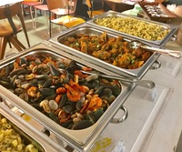 South East Asian Buffet from THWC by GastroNomad