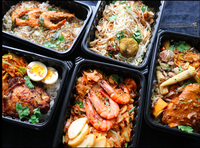 Packed Meals from THWC by GastroNomad