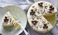 White Chocolate Malteasers from THWC by GastroNomad
