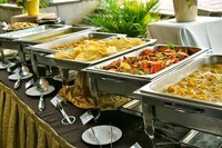 Full Buffet Set Up from Riverwalk Tandoor (Curry and Tandoor)