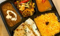 Chicken Set Bento from Riverwalk Tandoor (Curry and Tandoor)