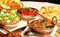 Mini Buffet from Riverwalk Tandoor (Curry and Tandoor)