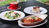 Beef Lasagne with Tiramisu - <Bella Pasta> Catering Photo from Bella Pasta