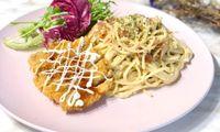 Chicken Pasta from Café de Paris - Catering