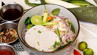 Chicken & Vietnamese Sausage Pho from Pho Mot