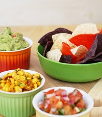 Snack Platters from Little Burro