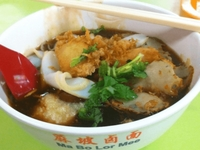 Fried Fish Lor Mee from Hong Lim Centre Mix & Match