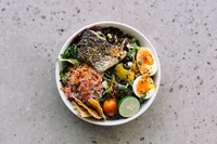 Harvest Salad Bowl from The Soup Spoon Union
