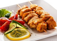 Skewers - Khansama Tandoori Village from Khansama Tandoori Village