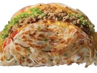 Chicken Floss Sandwich from Liang Sandwich Bar