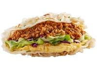 Chicken Bolognese Sandwich from Liang Sandwich Bar