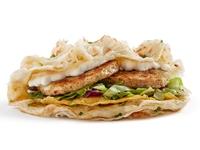 Chicken Patty Sandwich from Liang Sandwich Bar