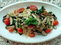 Vegetarian Garden Pasta from Flour & Water