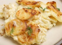Gratin Dauphinois from Antonin Catering