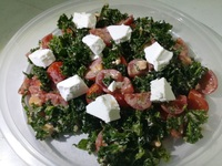 Kale Feta Salad from Antonin Catering