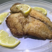 Red Snapper with Butter Sauce from Antonin Catering