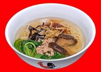 Ban Mee Soup -  Grandma Ban Mee Hawker Stall from Grandma Ban Mee