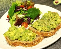 Avocado on Toast from Caffe Pastore