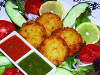 Aloo Chop from Nepal Restaurant & Bar