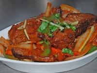 Haas Ko Choila from Nepal Restaurant & Bar