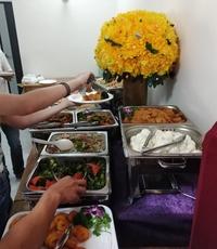 Customer Daniel - Local Spread Special Buffet Catering - Select Catering from Select Catering