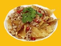 Thai Nacho from Crazy Noodle