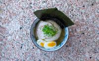 Dashi Somen from Seizan Uni Ramen