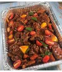 Braised Oxtail in Red Wine Sauce from Urban Health Foods