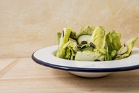Romaine Salad from Little Birdy